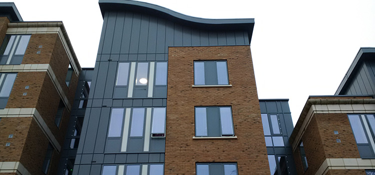 Revitalising older buildings with rainscreen cladding