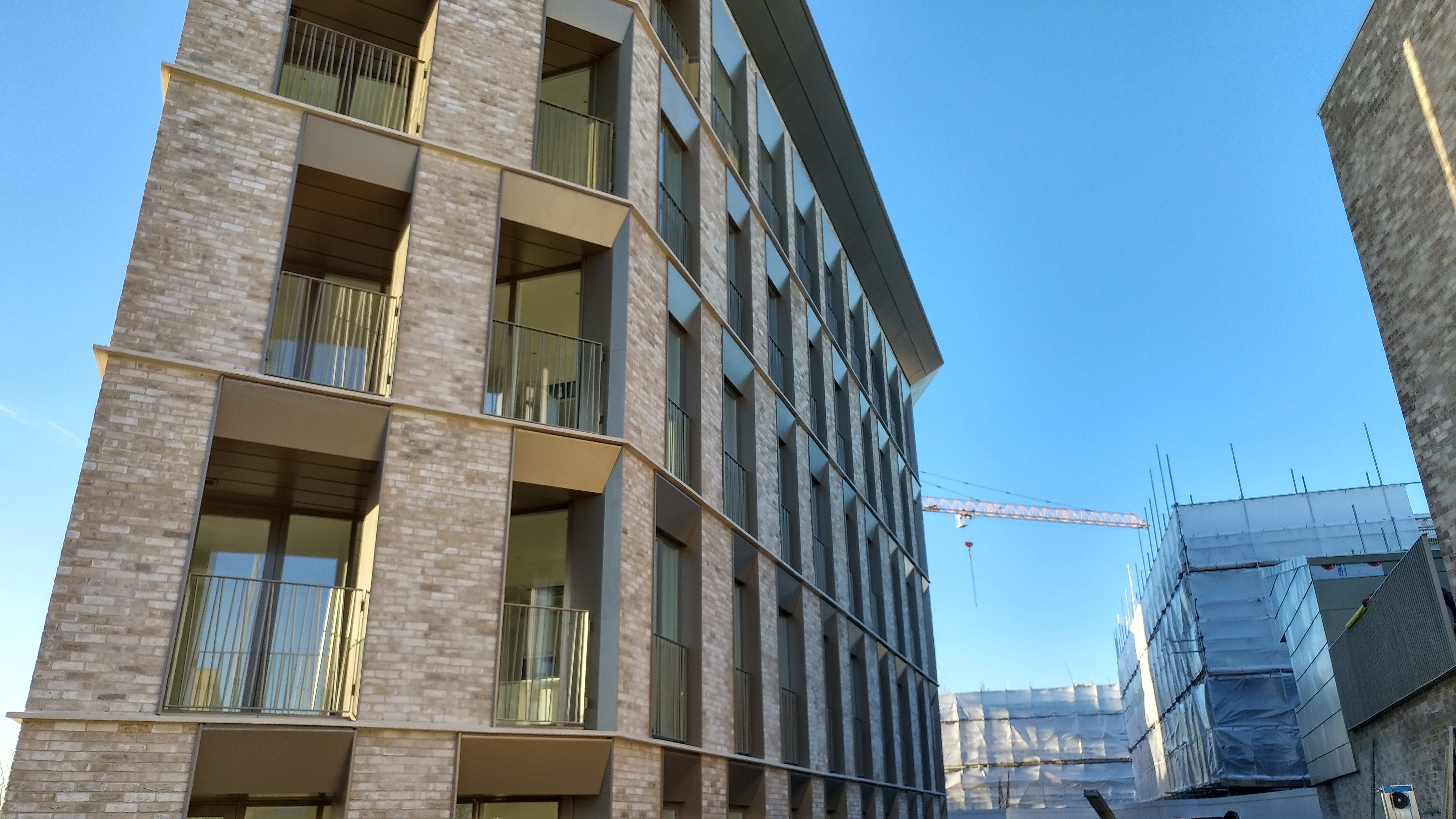 Case Study: Hill Partnerships - Cambridge Apartments